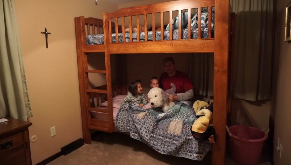 Diy Bunk Bed Diytyler